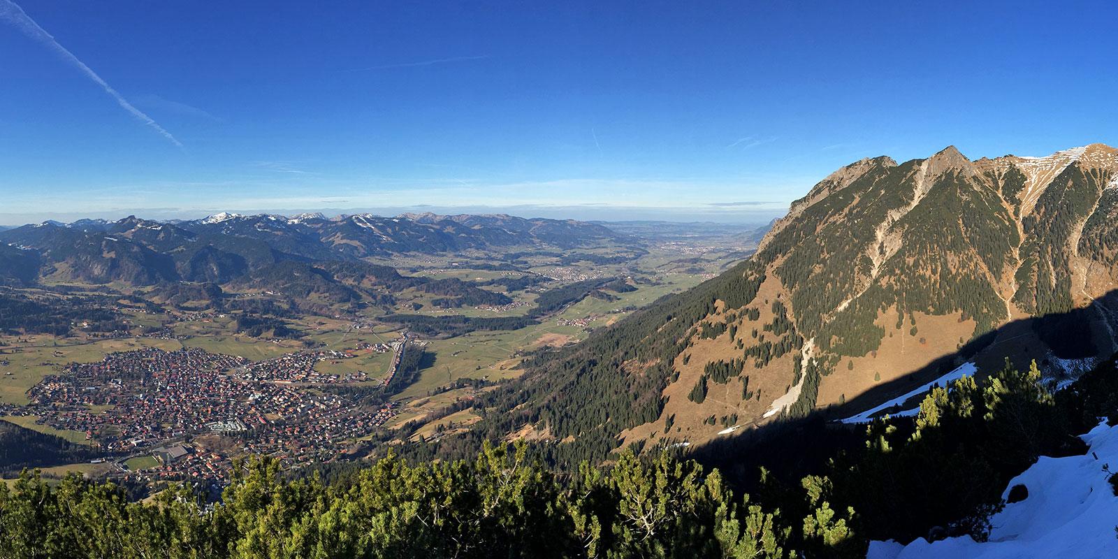 Ferienwohnungen Gerlach in Oberstdorf im Allgäu